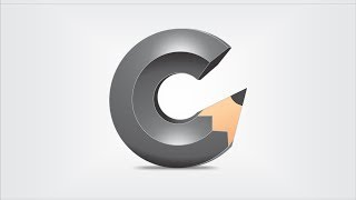 getlinkyoutube.com-Tutorial Cara Membuat Logo 3D Pensil dengan CorelDRAW X7