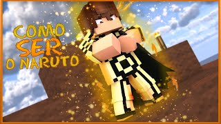 getlinkyoutube.com-COMO SER O NARUTO !! - Minecraft Mods