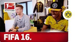 getlinkyoutube.com-Borussia Dortmund - FIFA 16 Ultimate Team Player Tournament EA