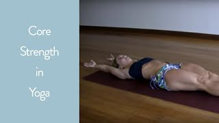 getlinkyoutube.com-Core Strength in Yoga, Tittibhasana in Ashtanga Yoga Second Series with Kino MacGregor
