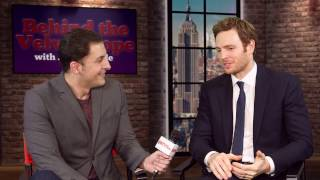 "getlinkyoutube.com-Nick Gehlfuss on Kissing Scenes with His Co-Star's Wife on ""Chicago Fire"""