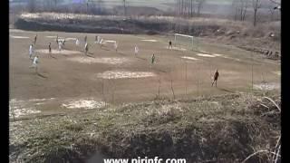 Пирин -  Оборище 2-1