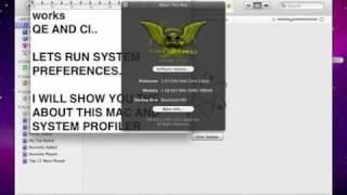 getlinkyoutube.com-Lenovo ThinkPad T60 running Mac OS X Snow Leopard 10.6.6