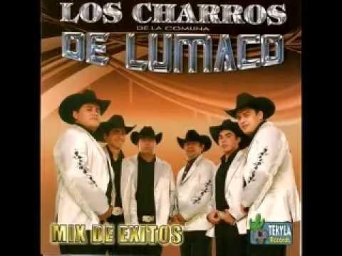 Los Charros de la Comuna de Lumaco Mix de Exitos 2009 (Full