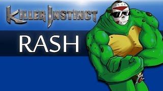getlinkyoutube.com-Killer Instinct Season 2 (Fighting with RASH!!!) Best of 5! BATTLETOADS!!!!!!