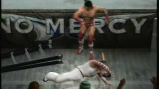 getlinkyoutube.com-Smackdown vs Raw 2010 Jeff Hardy vs CM Punk Extreme Rules Match