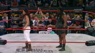 getlinkyoutube.com-TNA: The Knockouts In Action