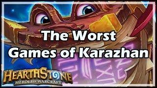 getlinkyoutube.com-[Hearthstone] The Worst Games of Karazhan