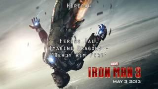 getlinkyoutube.com-Iron Man 3 - 'Imagine Dragons - Ready Aim Fire' (1080p HD) Hereos Fall Soundtrack