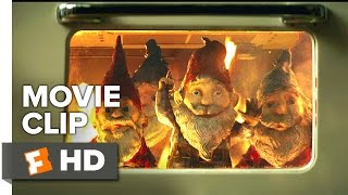 getlinkyoutube.com-Goosebumps Movie CLIP - Gnome Invasion (2015) - Jack Black Movie HD