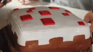 getlinkyoutube.com-Minecraft Cake, Feast of Fiction Ep. 3