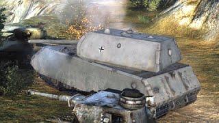 getlinkyoutube.com-World of Tanks Maus - 20K Damage Blocked