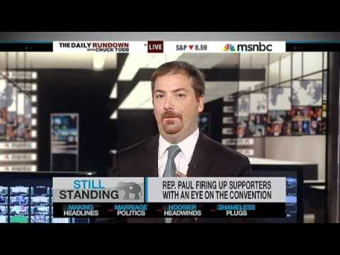MSNBC: Ron Paul delegate strategy is paying off
