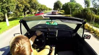 getlinkyoutube.com-VW Cabrio MK1 - Gti Sunday Drive