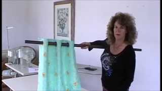 getlinkyoutube.com-MAKING EYELET CURTAINS using eyelet heading tape - YouTube