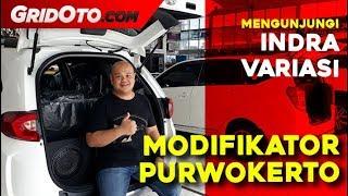 Mengunjungi Indra Variasi, Modifikator Purwokerto