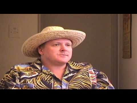 STRAW HAT GUY TALKS TO BARBED WIRE CITY THE UNAUTHORIZED ECW DOCUMENTARY
