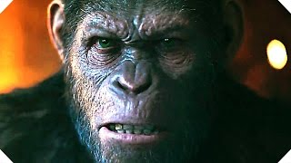 getlinkyoutube.com-WAR FOR THE PLANET OF THE APES - Official TRAILER (2017)