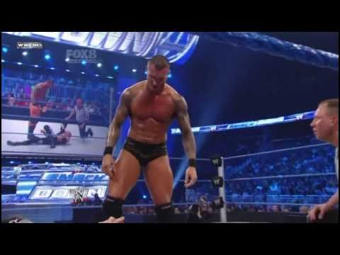 World Heavyweight Championship : Randy Orton vs Christian 7-5-2011 (Part A)