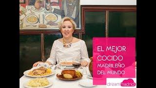 Restaurante taberna La Bola Madrid   El mejor cocido madrileño del mundo - Dreammadrid