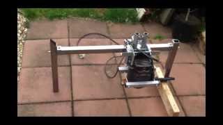 getlinkyoutube.com-Home built CNC Router