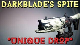 getlinkyoutube.com-Destiny : Unique Weapon : Darkblade's Spite