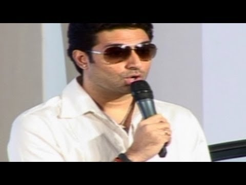 Abhishek Bachchan INSULTED by a journalist