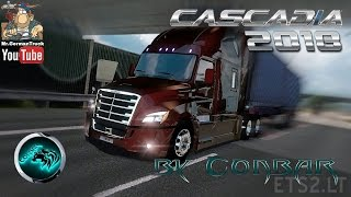 getlinkyoutube.com-[ETS2 v1.26] Freightliner Cascadia 2018