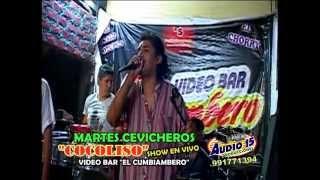 """getlinkyoutube.com-PRODUCCIONES AUDIO 15 - CEVICHERIA COCOLISO -  A MAMA - VIDEO BAR """"EL CUMBIAMBERO II"""""""