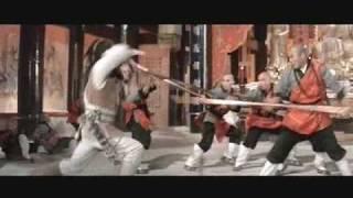 getlinkyoutube.com-Baddest Fight Scenes EVER! - Shaolin Intruders