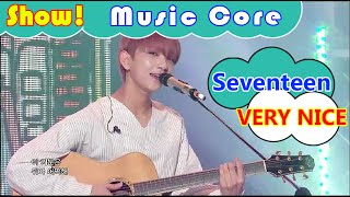 getlinkyoutube.com-[HOT] Seventeen - VERY NICE(Acoustic Ver), 세븐틴 - 아주 NICE (어쿠스틱 ver.) Show Music core 20160917
