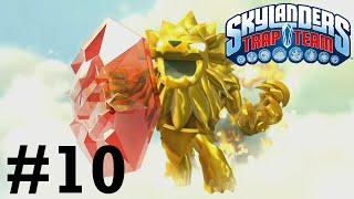 getlinkyoutube.com-Skylanders Trap Team Wii U -- Chapter 10: Secret Sewers of Supreme Stink
