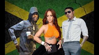 Rihanna ft. Vybz Kartel, Alkaline & Aidonia - Wild Thoughts (Remix)