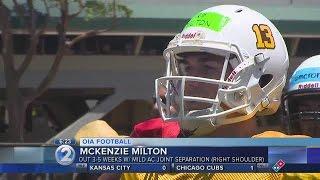 getlinkyoutube.com-Mililani QB McKenzie Milton could return for OIA playoffs