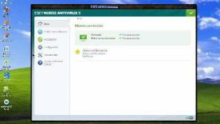 getlinkyoutube.com-Fix para Nod32 version 4 , 5, 6 y 7 nunca vence