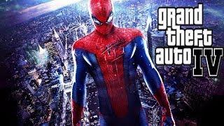 getlinkyoutube.com-GTA 4:Приключения Человека-Паука