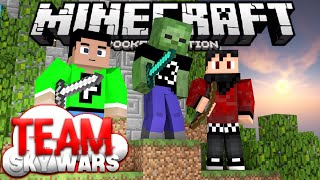 getlinkyoutube.com-TEAM SKYWARS in MCPE! - Server Minigame for 0.14.0 - Minecraft PE (Pocket Edition)