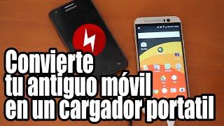 getlinkyoutube.com-Cómo hacer un cargador portátil casero para Android