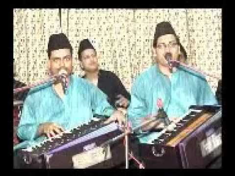 ( Tarana ) Live Performance In Karachi by Qawwal Subhan Ahmed Nizami & Brothers