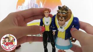 POLLY POCKET Cinderella Belle Disney Princess Deluxe Fashion Polly Pcket Sets Dresses Toy Opening