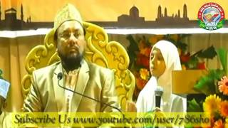 getlinkyoutube.com-Rights of parents by Little Girl Talib E Ilm in Front of Farooque Khan Razvi New