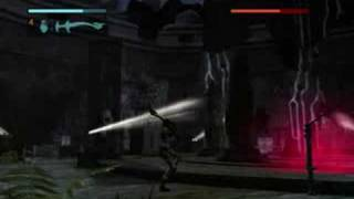 getlinkyoutube.com-Tomb Raider Legend - 5th Boss: The Creature / Amanda