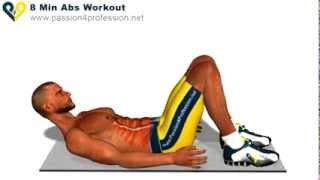 getlinkyoutube.com-cara melatih otot pada perut agar six pack