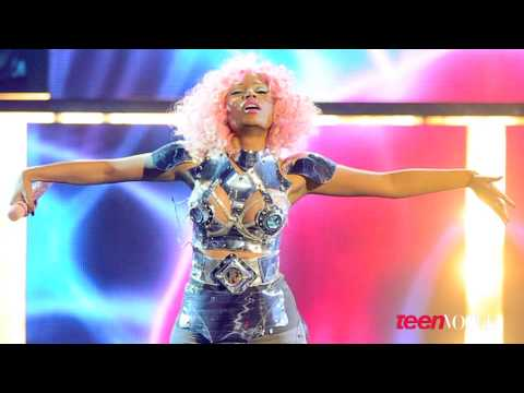 Nicki Minaj Teen Vogue Cover Shoot Video + Interview
