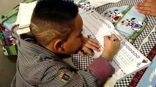 getlinkyoutube.com-Domingo Espetacular 05/07/2015 Funkeiros Mirins Vilãozin O MC polêmico de 6 anos