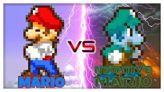 getlinkyoutube.com-Mario VS Negative Mario