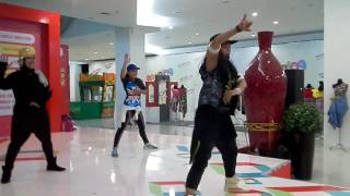 Shut up and dance Zumba with Zin Wiwik abe