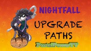 getlinkyoutube.com-Skylanders SUPERCHARGERS - *NIGHTFALL* Upgrade Paths