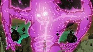 Sarada Unleashes Susano'o vs Sasuke Uchiha - Naruto Shippuden Ultimate Ninja Storm 4 Road to Boruto