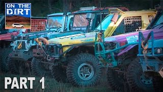 getlinkyoutube.com-Extreme 4WD 4x4 Action - Xtreme Winch Challenge 2015 Rd2 - Part 1